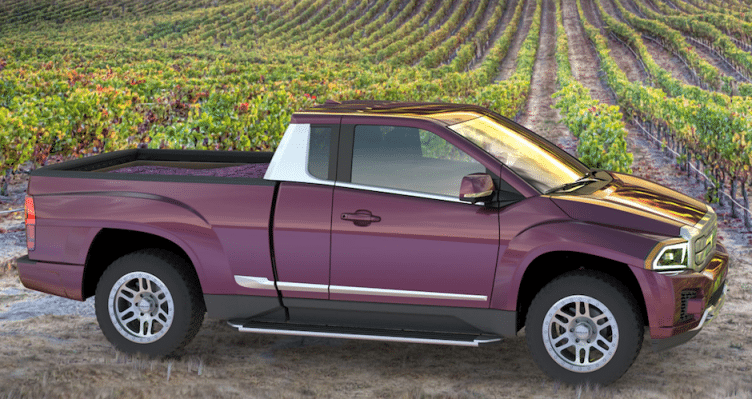 Havelaar Canada Unveils Ev Pickup Truck The Bison