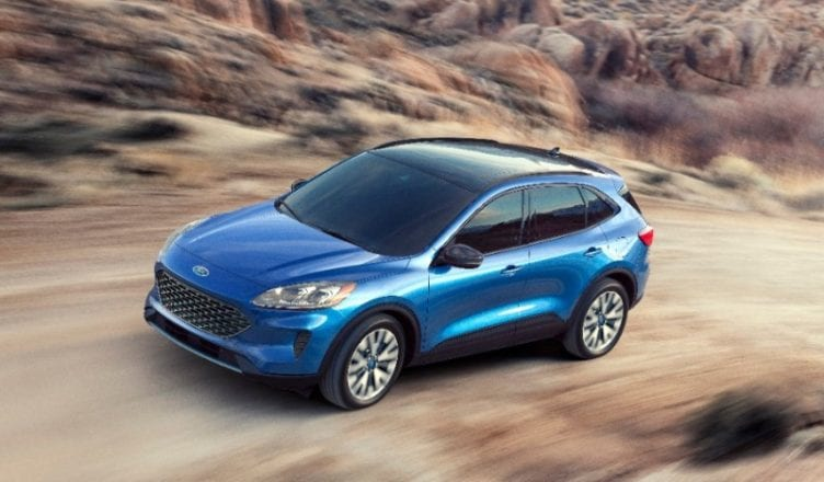 Ford Will Unveil The 2020 Escape Crossover At New York Auto Show 2005 Was First Hybrid Suv In World And Now Plans To Come Back