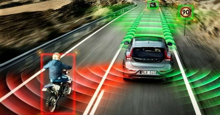 Image result for self driving cars with 5G